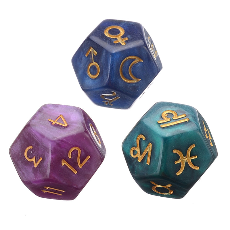 🜋 Astrology Dice