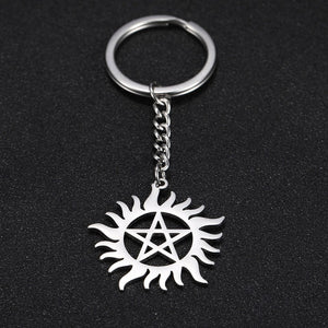 🜋 Supernatural Key Ring