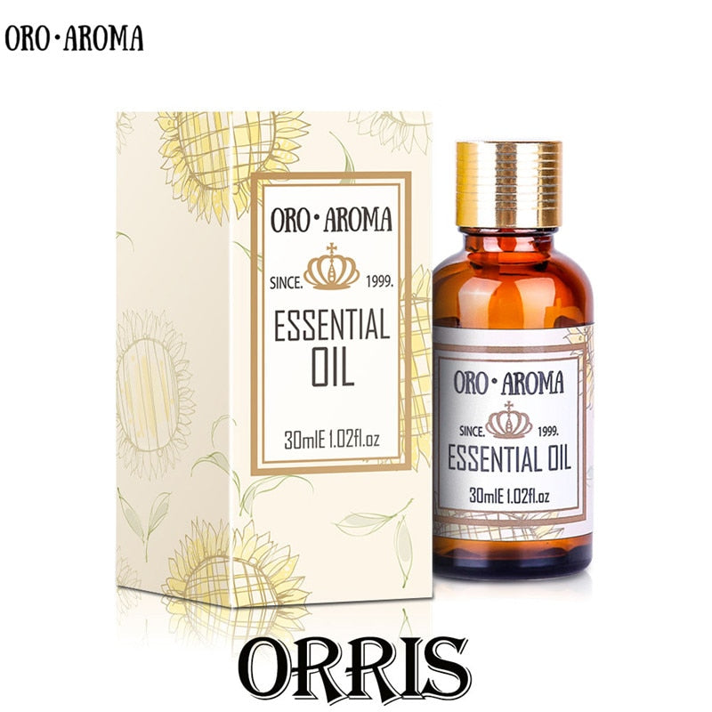 Orris Essential Oil