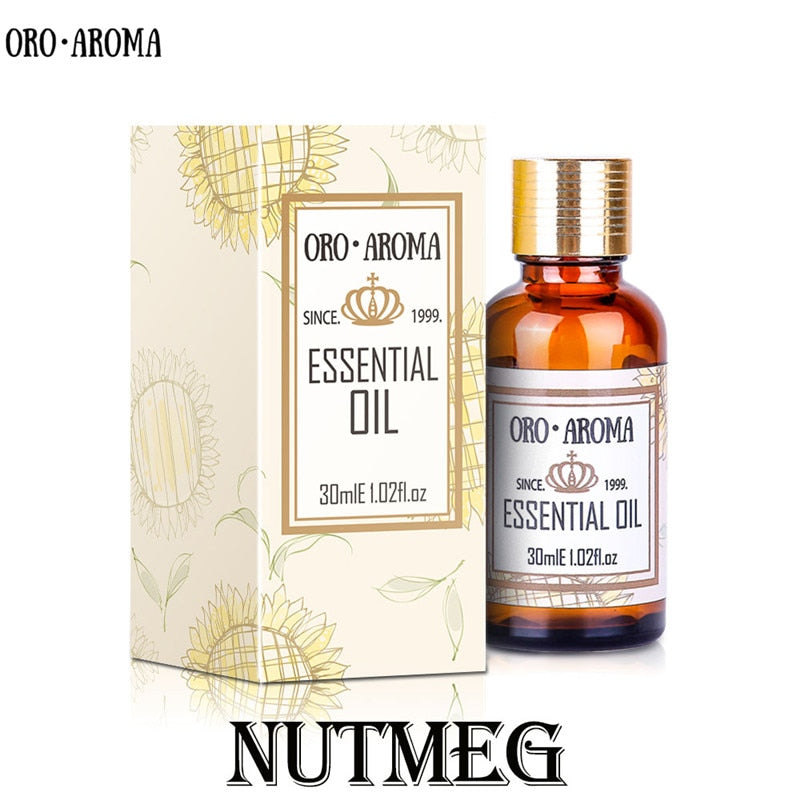 🜑 Nutmeg Essential Oil