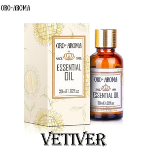 🜃 Vetiver Essential Oil