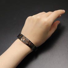 Load image into Gallery viewer, ♒ Bracelet of Hagalaz