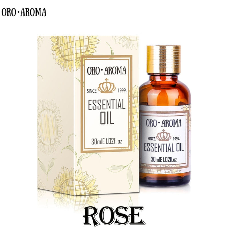 🜠 Rose Essential Oil