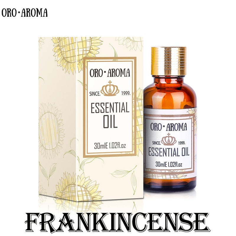 🜚 Frankincense Essential Oil