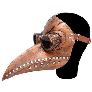 🜪 Plague Doctor Mask