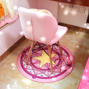 🜋 Pink Star Magic Carpet