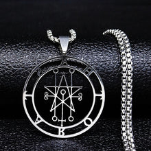 Load image into Gallery viewer, ♑︎ Necklace of Astaroth
