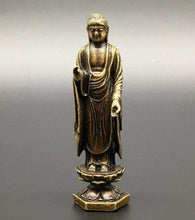 Load image into Gallery viewer, 🜋 Lotus Buddha Figurine