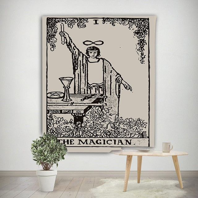 🜑 The Magician Tapestry
