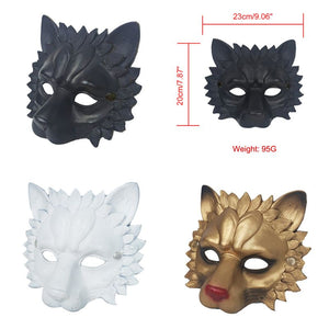 🜚 Lion Masks