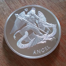 Load image into Gallery viewer, 🜑🜚 Archangel Michael Coin