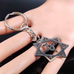 🜠 Babalon Key Ring