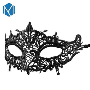 🜠 Lace Masquerade Mask