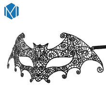 Load image into Gallery viewer, Lace Masquerade Mask