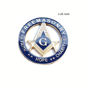 🜋 Masonic Degree Pin