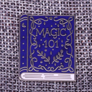🜋 Magic 101 Pin