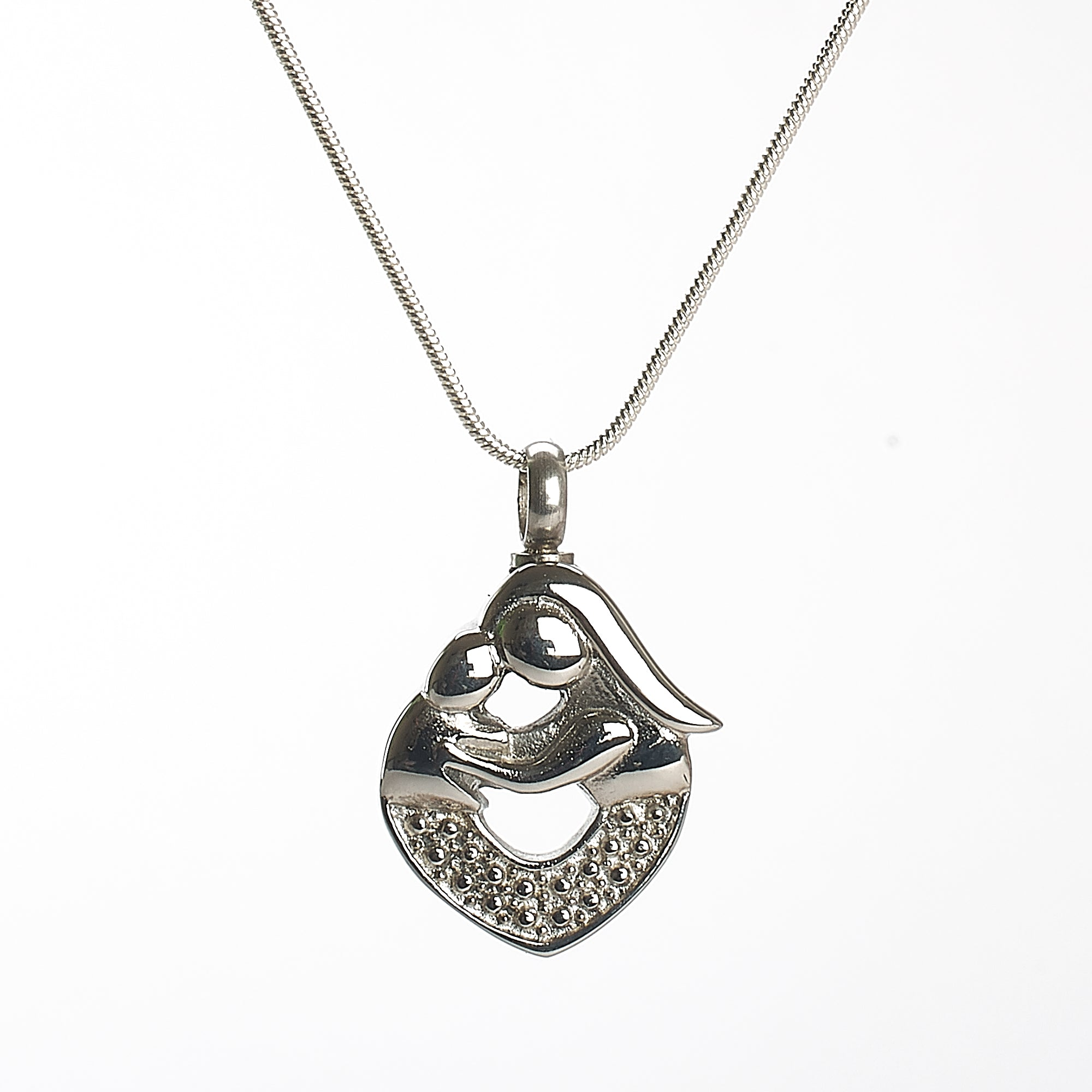 Cremation Pendant - Emotive - Loss of an Inafant/Baby/Child