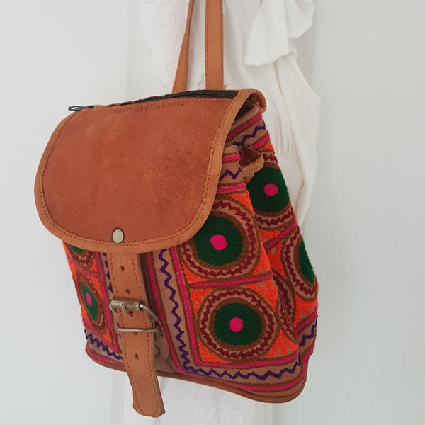 Luxurious Gypsie Boho backpacks - Agent of Trade
