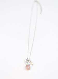 Tiny Treasures Necklace - Silver