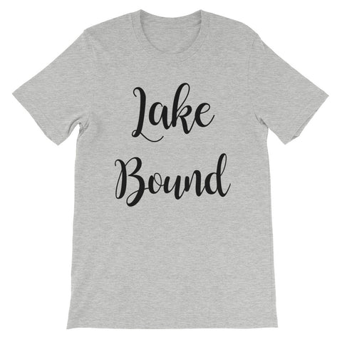 Lake Bound Short-Sleeve Unisex T-Shirt