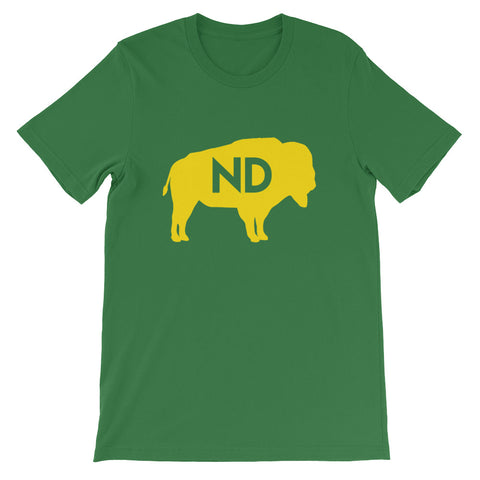 ND Short-Sleeve Unisex T-Shirt