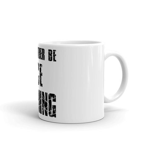 I'd Rather Be Ice Fishing Mug