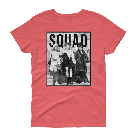 SQUAD Women's short sleeve t-shirt