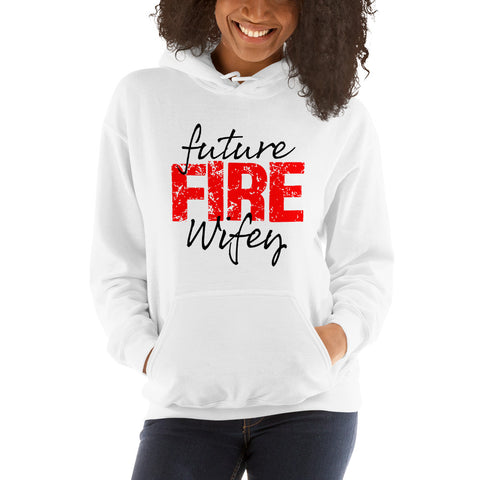 Future FIRE Wifey Hooded Sweatshirt