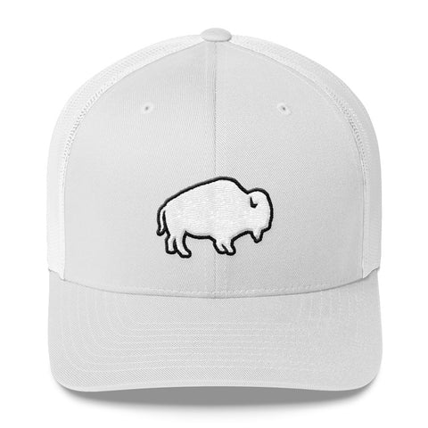 WHITE BUFFALO HAT 2