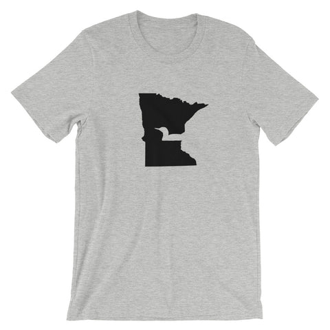 Minnesota Loon Short-Sleeve Unisex T-Shirt