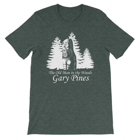 GARY PINES Short-Sleeve Unisex T-Shirt