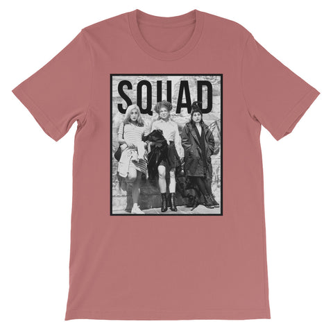 SQUAD SHIRT Short-Sleeve Unisex T-Shirt