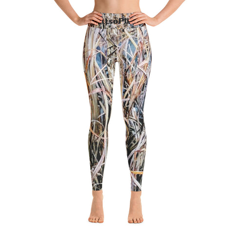 ALLSOPURE FULLY LOADED DUCK CAMO Yoga Leggings