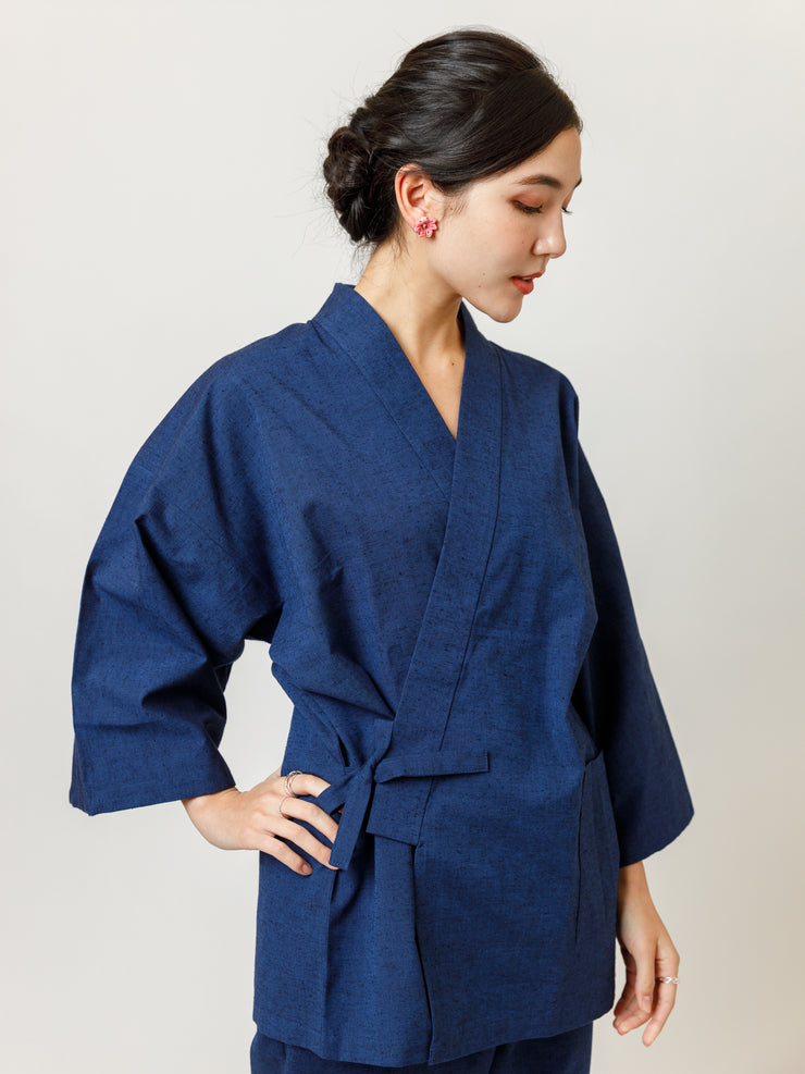 Japan Blue Samue Jacket