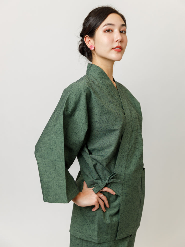 Matcha Green Samue Jacket
