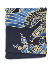 Japanese Eagle Furoshiki Gift Wrapping