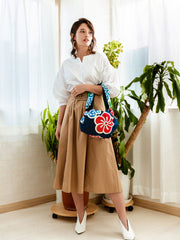 Ume Furoshiki Shopping Bag Model