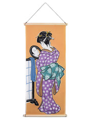 Beauty Tenugui Tapestry