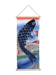 Suido Bridge Tenugui Tapestry