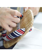 Making Japanese Sandals