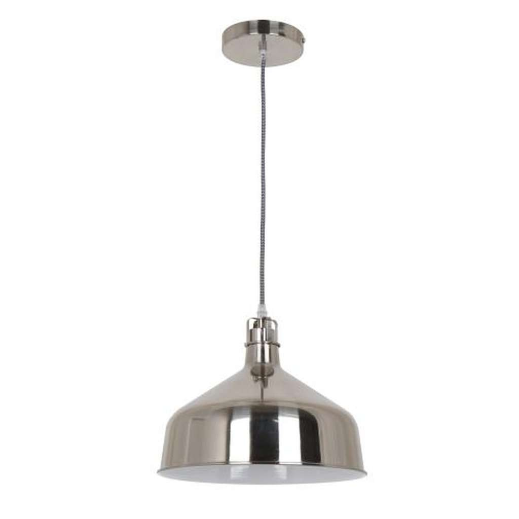 Metal Pendant Modern Style for Kitchen/Dining/Resturnts/Bar Nickle
