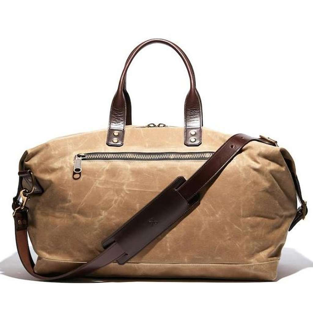 The Bedford Wax Weekend Duffel