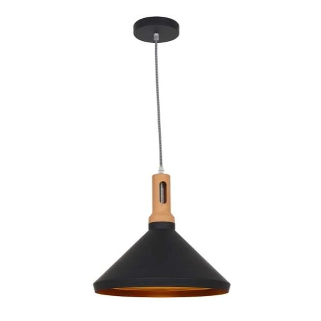 Ohr Lighting® Modern pendant lighting wood Torche Pendant