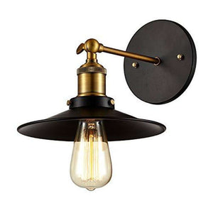 Edison Wall Mount Sconce - Bulb Included