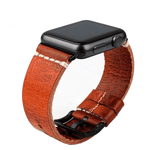 the BENUJ | Leather Apple Watch Band | 42mm 38mm / 44mm 40mm