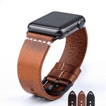 the OST | Leather Apple Watch Band | 42mm 38mm / 44mm 40mm