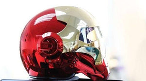 Iron Man MK 42 Motorcycle Helmet
