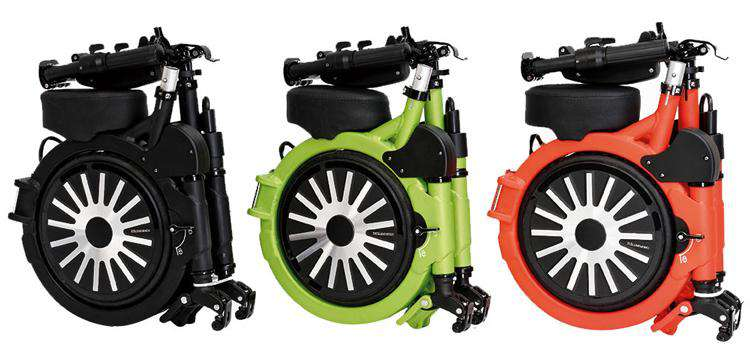 New Fold - Compact Folding Electric Bike