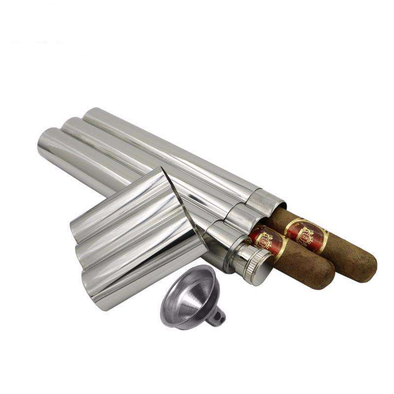 Cigar Tube Flask