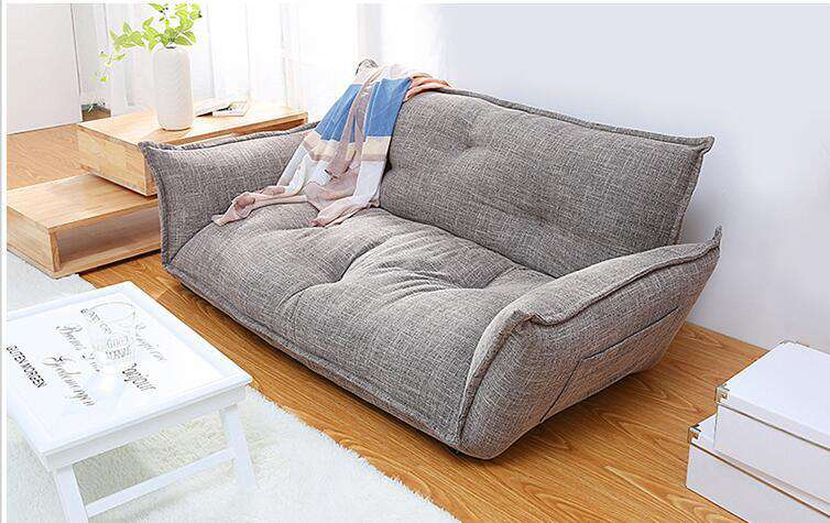 Modern Japanese Floor Couch & Sofa Bed